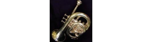 Trompetas Sib pocket