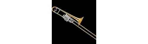 Trombones de pistones